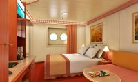 Carnival Glory Inside Stateroom