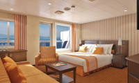 Carnival Conquest Suite Stateroom