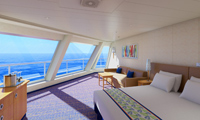 Carnival Conquest Oceanview Stateroom