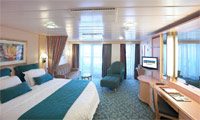 Independence Of The Seas Suite Stateroom