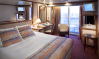 Coral Princess Balcony Stateroom