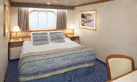 Emerald Princess Oceanview Stateroom