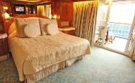 Golden Princess Suite Stateroom