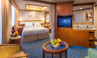 Grand Princess Suite Stateroom