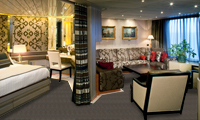 Maasdam Suite Stateroom