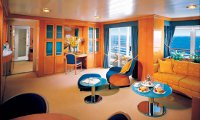 Prinsendam Suite Stateroom