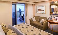 Veendam Oceanview Stateroom