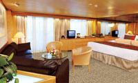 Veendam Suite Stateroom