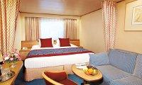 Volendam Oceanview Stateroom