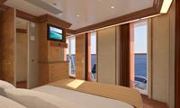 Carnival Legend Suite Stateroom