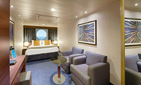 Msc Splendida Oceanview Stateroom