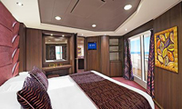 Msc Splendida Suite Stateroom