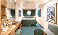 Msc Divina Oceanview Stateroom