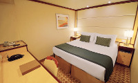 Sky Princess Inside Stateroom