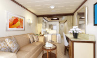 Regal Princess Suite Stateroom