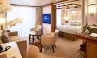 Sky Princess Suite Stateroom