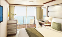 Regal Princess Balcony Stateroom