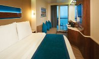 Norwegian Breakaway Aft-Facing Balcony Stateroom