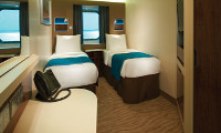 Norwegian Getaway Mid-Ship Ocean View W/ Large Picture Window Stateroom