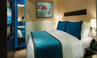 Norwegian Breakaway The Haven Aft-Facing Penthouse W/ Master Bedroom Stateroom