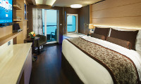 Norwegian Getaway The Haven Spa Suite W/ Balcony Stateroom
