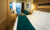 Norwegian Breakaway Spa Balcony Stateroom