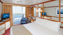 Sea Princess Balcony Stateroom