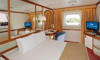 Sky Princess Oceanview Stateroom