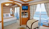 Sea Princess Suite Stateroom