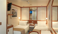 Sea Princess Inside Stateroom