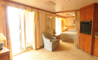 Star Princess Suite Stateroom