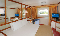Sun Princess Oceanview Stateroom