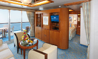 Sun Princess Suite Stateroom