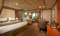 Norwegian Dawn Suite Stateroom