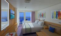 Carnival Sunshine Balcony Stateroom