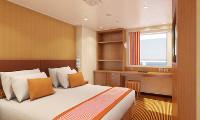 Carnival Sunshine Suite Stateroom