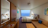 Carnival Sunshine Oceanview Stateroom