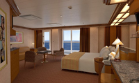 Carnival Pride Suite Stateroom