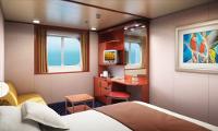 Norwegian Sun Oceanview Stateroom